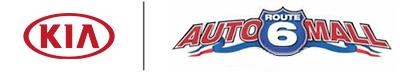 Route 6 Auto Mall KIA Logo